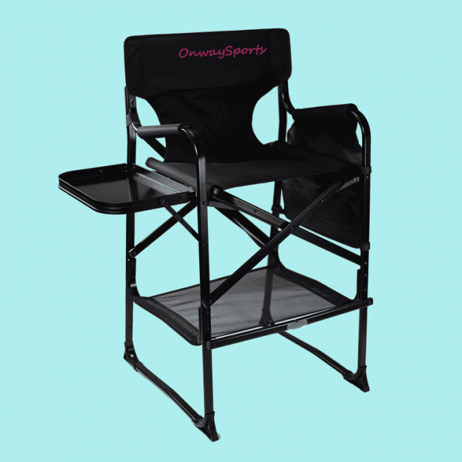 Portable Director Makeup Chair